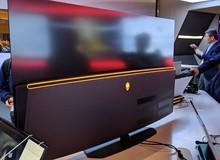 [CES 2019] Alienware trình làng màn hình OLED chuyên game, 55 inch, 4K, 120Hz