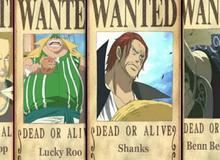 """One Piece: Không phải Trái ác quỷ, khả năng bí ẩn này mới chính là """"sức mạnh"""" của băng Tứ Hoàng Shanks Tóc Đỏ?"""