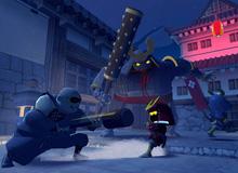 Khuyến mại 85%, game hành động tuyệt đỉnh Mini Ninjas chỉ còn 31k