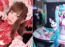 """Nữ cosplayer số 1 Nhật Bản hé lộ thu nhập """"khủng"""" trong năm 2018 khiến ai cũng ghen tị"""
