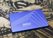 Trải nghiệm nhanh Netac SSD: Chiếc ổ cứng tốc độ cao với thiết kế đẹp mắt, giá rất ngọt nước