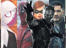 Những khoảnh khắc đáng nhớ nhất của các siêu anh hùng trên màn ảnh 2018
