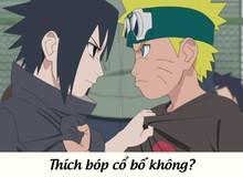 Naruto: Sasuke đau khổ khi bị cả thế giới bóp cổ, mọi người đừng hành hạ em nữa được không?