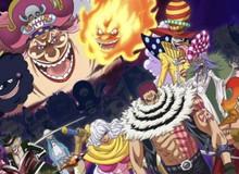 """One Piece: Những đứa con Big Mom mang theo đến Wano để """"đánh"""" Kaido hòng cướp lại Luffy"""
