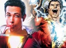 Shazam tung Teaser Trailer mới hé lộ cuộc chiến giữa không trung giữa siêu anh hùng với Doctor Sivana