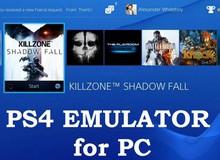 Thực hư chuyện có thể giả lập PS4 trên PC