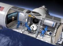 Chiêm ngưỡng khách sạn cao cấp đầu tiên trong không gian