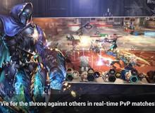 Lyn: Lightbringer - Game thẻ tướng bom tấn của Nexon đã mở cửa trên iOS và Android