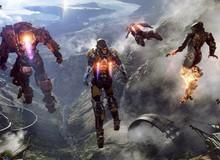 Anthem hé lộ thêm thông tin về cơ chế multiplayer hấp dẫn
