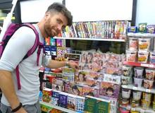 """Để chuẩn bị cho Olympic các cửa hàng tiện lợi tại Nhật Bản sẽ ngừng bán tạp chí """"người lớn"""""""