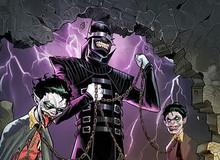 """Joker đã nhằm nhò gì, đây mới là gã phản diện đáng sợ nhất khiến Batman phải """"méo mặt"""""""