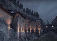 Fan cuồng CS:GO bỏ công đi ngàn dặm xa xôi để... so sánh map trong game với tòa lâu đài ngoài đời thực