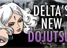 Boruto: Sức mạnh thật sự của ác nữ Delta - kẻ có thể hấp thụ và giải phóng nhẫn thuật bằng mắt