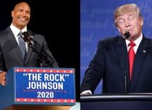 Dwayne Johnson xác nhận không xuất hiện trong Fast 9 và sẽ tham gia tranh cử... Tổng thống Mỹ?