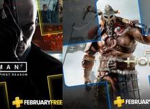 Chào tháng 2, Sony gửi tặng game thủ PS4 hai game miễn phí đỉnh cao: Hitman và For Honor