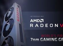 Điểm benchmark của VGA mới AMD Radeon VII 7nm - Mạnh mẽ và rất hợp túi tiền
