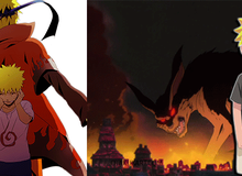 """Quá khứ """"bất hảo"""" của Naruto khi được con trai Boruto khai quật lên, hóa ra ai cũng có một tuổi thơ dữ dội"""