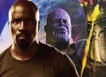 """Đến cả siêu anh hùng """"gắt"""" và """"cứng"""" nhất nhì Marvel cũng không thể thoát khỏi cú búng tay của Thanos"""