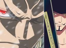 """One Piece: Sự thật về con """"mắt quỷ"""" của Zoro và sức mạnh tạo ra ảo ảnh có thể giết người?"""