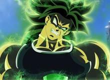 Mãi tháng 12 mới ra mắt, Dragon Ball Super: Broly không kịp chiếm vị trí quán quân phòng vé Nhật Bản năm 2018
