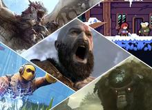 God of War và Red Dead Redemption 2 tiếp tục được vinh danh, PUBG bị ghẻ lạnh không thương tiếc