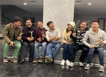 Hé lộ hình ảnh buổi tập đầu tiên của Táo Quân 2019