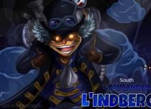 One Piece: Không phải người Trái Đất, chỉ huy quân Cách mạng Lindbergh là cướp biển không gian và đến từ Mặt Trăng?