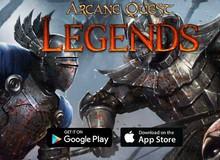 Arcane Quest Legends: Game ARPG mang phong cách Diablo đã chính thức ra mắt