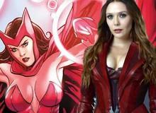 """Lý do nữ phù thủy xinh đẹp Wanda được gọi là """"Scarlet Witch"""" sẽ được hé lộ trong series WandaVision sắp tới"""