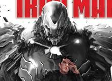 Arno Stark cùng bộ giáp God-Killer sẽ... thay thế Iron Man Tony Stark trong truyện tranh?
