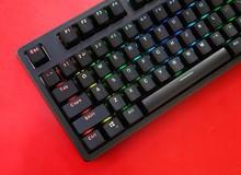 Trên tay E-Dra EK387 RGB: Bàn phím cơ giá chỉ 700k đã có phần mềm, đổi màu lập lòe rất đẹp