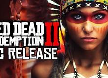 Không giống bản PS4, Red Dead Redemption 2 PC sẽ có thêm nhiều nội dung mới