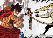 One Piece: Luffy đã từng giao chiến với một nhân vật biết dùng Haki vũ trang cấp cao trước mình nhiều năm?