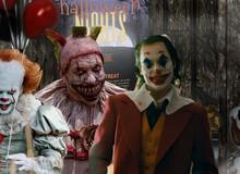 Joker và 10 nhân vật chú hề đáng sợ nhất đã từng xuất hiện trên màn ảnh