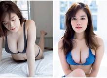 Đây chính là hot girl sở hữu đôi gò bồng đảo cup H cực phẩm, đẹp phồn thực nhất Nhật Bản