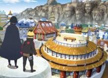 Diễn biến Boruto tập 128: Thầy trò Sasuke - Boruto đã quay về quá khứ khi đuổi theo Urashiki Otsutsuki