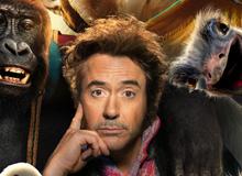 Sau Iron Man, Robert Downey Jr. tiếp tục dấn thân vào cuộc thám hiểm phi thường trong Bác Sĩ Dolittle: Chuyến Phiêu Lưu Thần Thoại