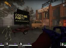 Đã hơn 10 năm tuổi, Left 4 Dead 2 vẫn tưng bừng sự kiện Halloween