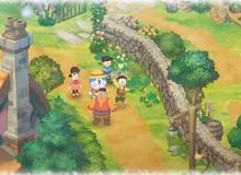 Vừa ra mắt trên Steam, game siêu hot Doraemon Story of Seasons đã bị crack tơi bời