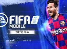 FIFA 20 Mobile – Game bóng đá đỉnh cao chính chủ EA, đã thế còn miễn phí 100%