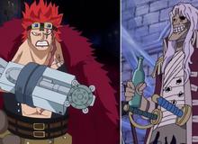 One Piece: Thân thế của Eustass Kid có liên quan đến băng hải tặc huyền thoại Rocks?