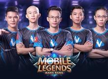 Công bố danh sách chính thức đội tuyển Mobile Legends: Bang Bang Việt Nam sẽ tham dự SEA Games 30