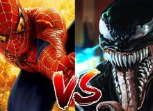 """Cặp đôi """"oan gia"""" Venom và Spider-Man sẽ đối đầu với nhau trong vũ trụ riêng của Sony"""