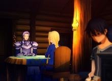 Sword Art Online mùa 4 tập 1: Kirito tạm thời mất ý thức, Dark Territory bất ngờ tấn công Nhân Giới