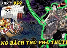 One Piece: Số phận tàu Sunny sau khi bị Orochi lên kế hoạch dội bom oanh tạc giờ ra sao?