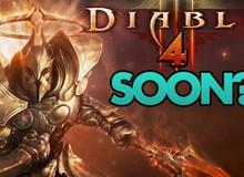 Bỏ qua phiên bản mobile đi, DIablo 4 sắp xuất hiện ?