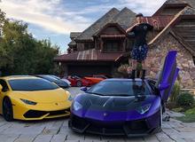 Youtuber gây bão khi chi 21 tỷ xây 'nhà chứa siêu xe'