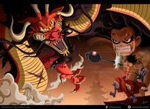 One Piece: Garp có thể làm trái lệnh để tới Wano hợp sức với Luffy chống lại 2 Tứ Hoàng?