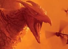 Fire Rodan: Dạng tiến hóa hủy diệt của quái vật Rodan trong MonsterVerse