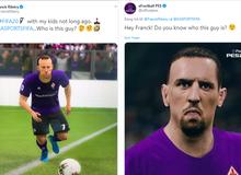 """PES vừa có màn """"cà khịa"""" FIFA cực khét trên mạng xã hội"""